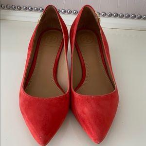 Tory Burch tiny heel